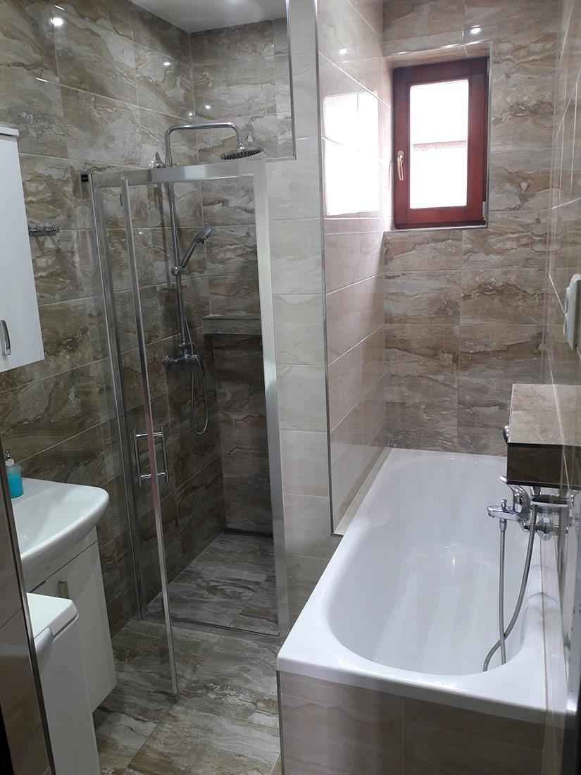 Rekonštrukcie kúpeľní a toaliet
