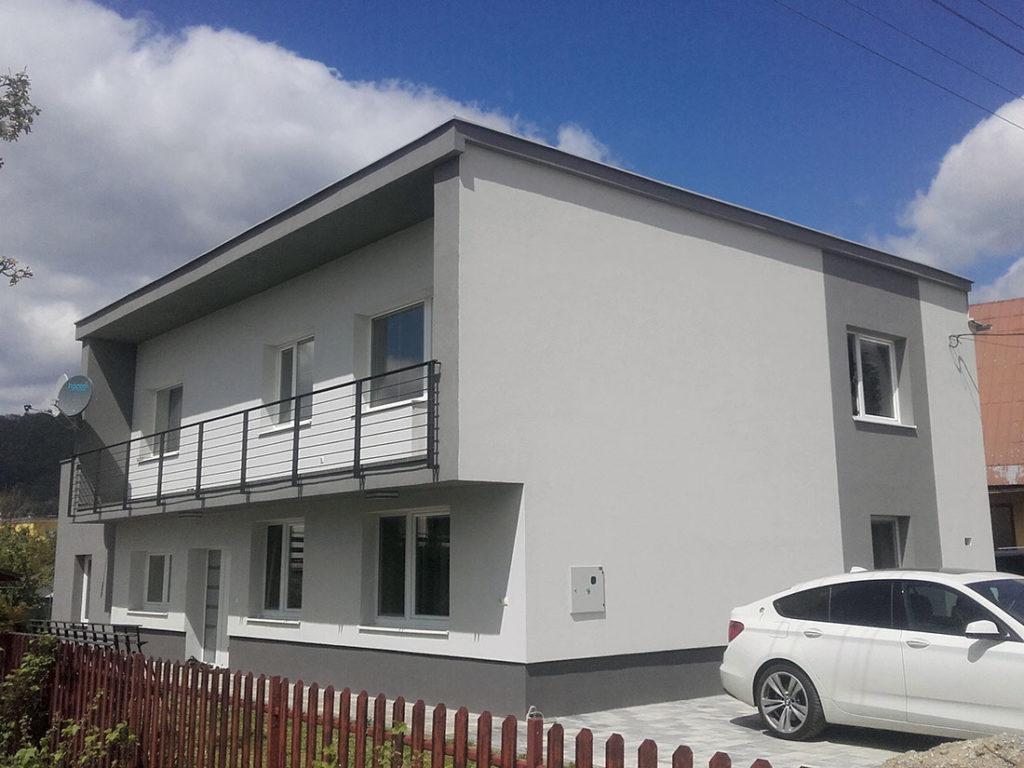 Rekonštrukcia RD Teplička nad Váhom